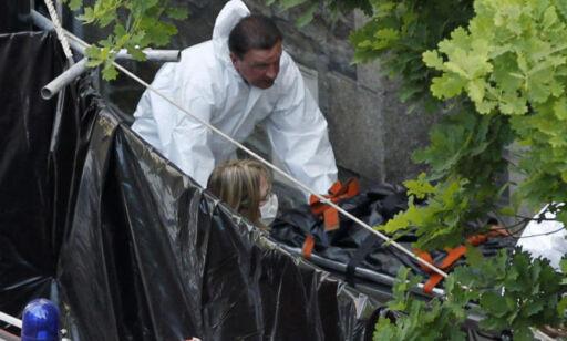Mor og fire barn funnet nedgravd i egen hage