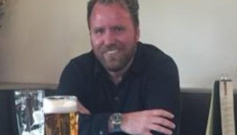 I VINDEN: Scott McGarvey er mannen som Sam Allardyce hevder han ville hjelpe. Det kostet ham England-jobben. Foto: @ScottMcGarvey63