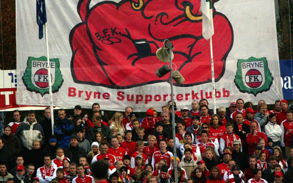 LITE Å JUBLE FOR: Cupeventyret er allerede over for B-gjengen og Bryne. Foto: Alf Ove Hansen / SCANPIX