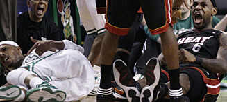 Heat har Celtics i kne