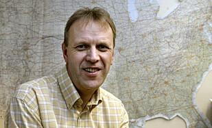 - NEPPE REAKSJON: USA-kjenner Svein Melby tror ikke at Sandbergs sololøp får de store konsekvensene for forholdet mellom Norge og USA - i denne omgang. Foto: Bjørn Sigurdsøn / NTB Scanpix