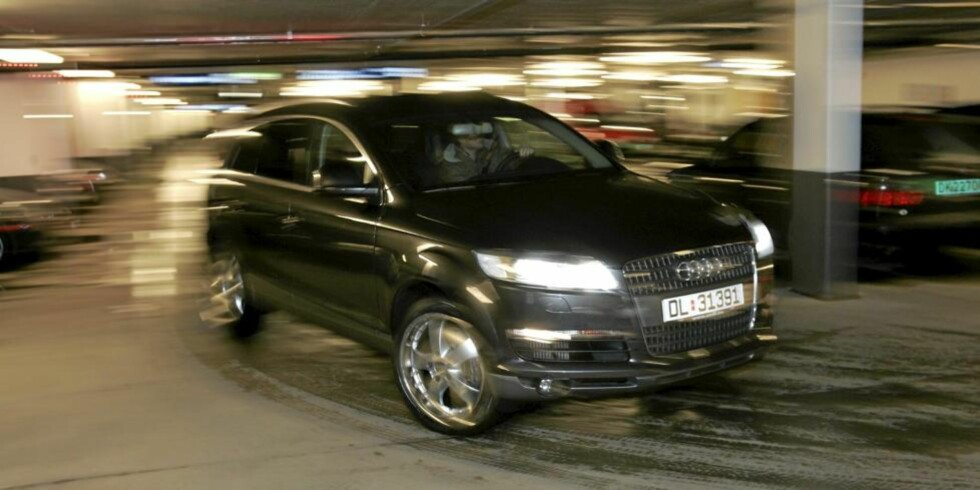 SMELLER: Det smeller støtt og stadig på norske parkeringsplasser. FOTO: Terje Bjørnsen