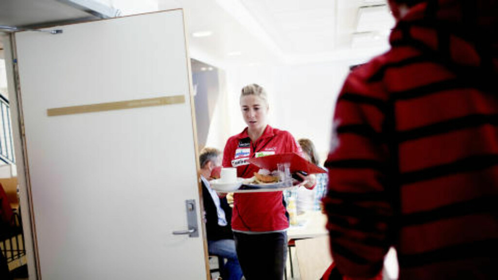 HUN OGSÅ: Det skal også Kristin Størmer Steira. Foto: Stian Lysberg Solum / SCANPIX