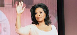 Oprah Winfrey har lagt opp som talkshowvertinne