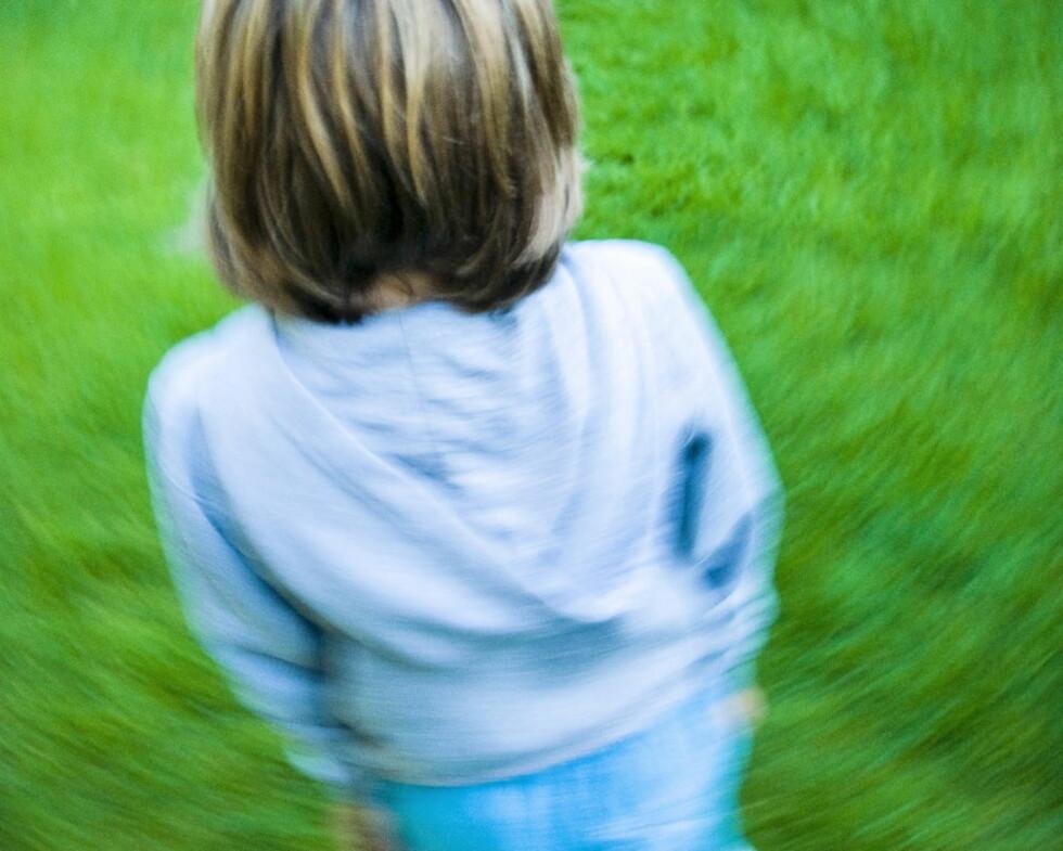 STORE MØRKETALL: Barn som sier i fra om overgrep utført av kvinner blir oftere ikke trodd. Det er også en del voksne menn som oppgir at en mann sto bak, selv om det i virkeligheten var en kvinne.   Foto: Håkon Eikesdal / Dagbladet