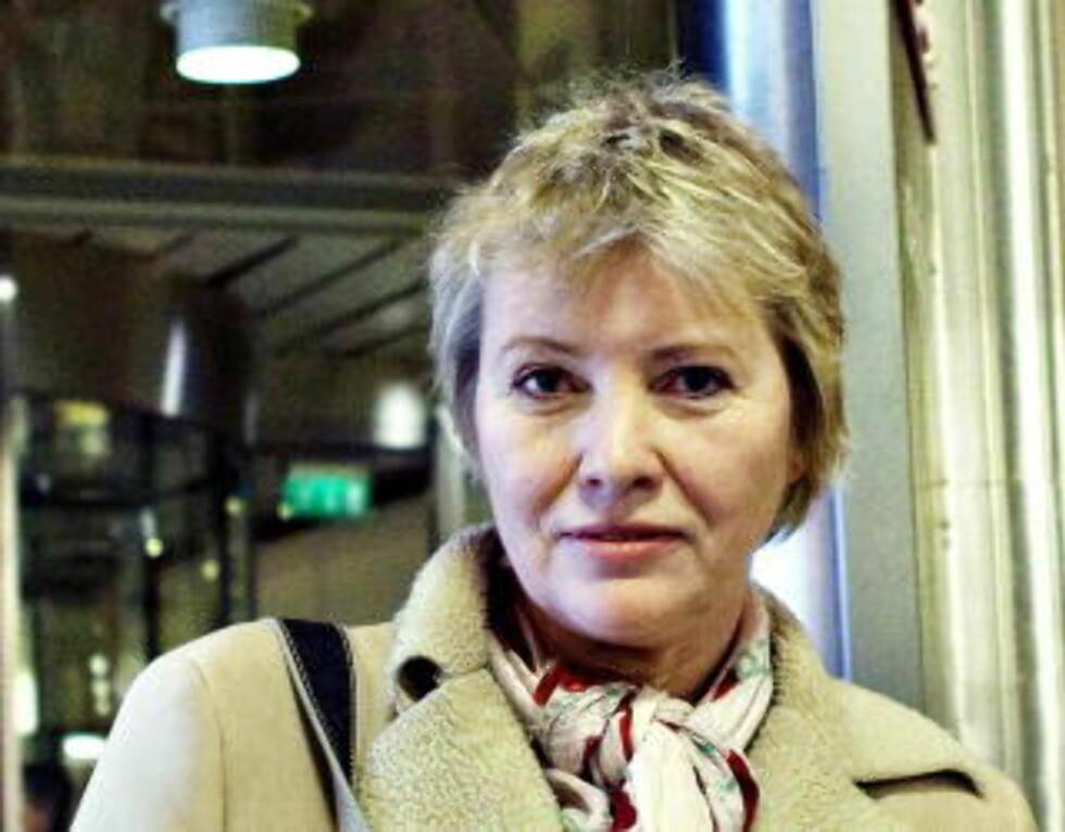 - GÅR IKKE AN: Politisk redaktør i Dagbladet, Marie Simonsen, er ikke i tvil: Journalister kan ikke være i lukkede nettverk med politikere. Foto: Nina Hansen / Dagbladet