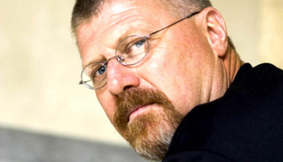 SPENNINGSMESTER: At Deon Meyer regnes som Sør-Afrikas beste krimforfatter er det ingenting å si på. Hans siste krim viser at han behersker håndverket til fingerspissene. Foto: Philippe Matsas/Tiden