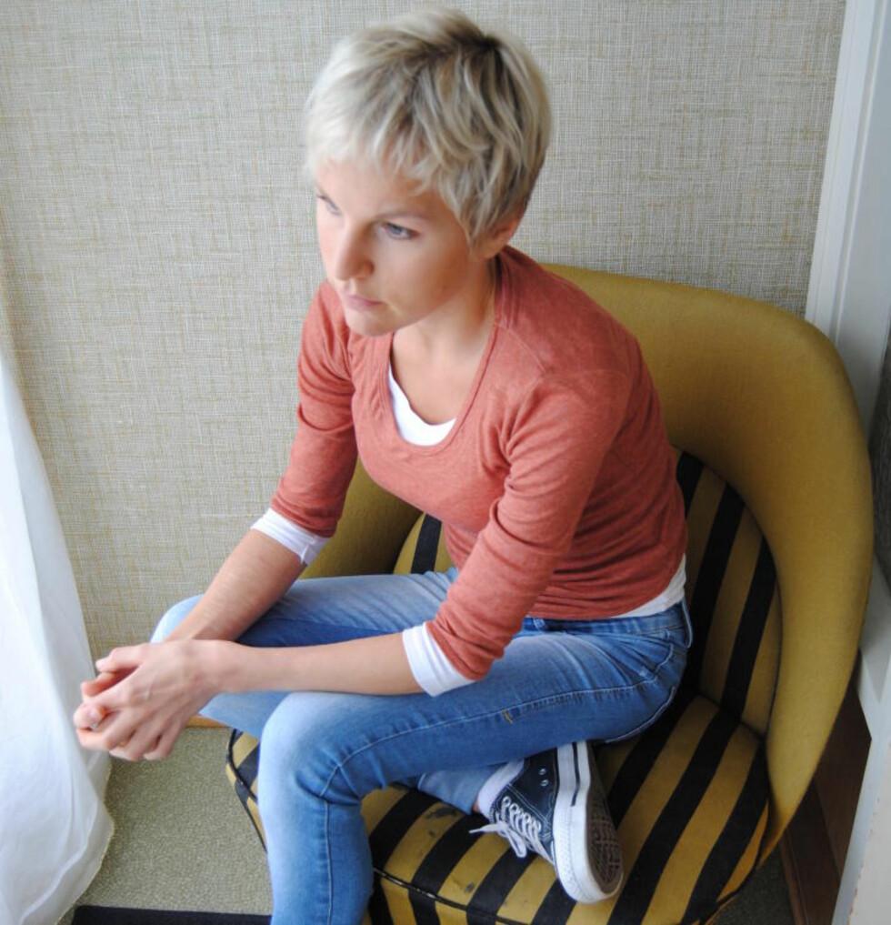 ARBEIDSSØKER: Marianne Husnes (28) har lenge slitt for å få hjelp av Nav. Foto: Privat