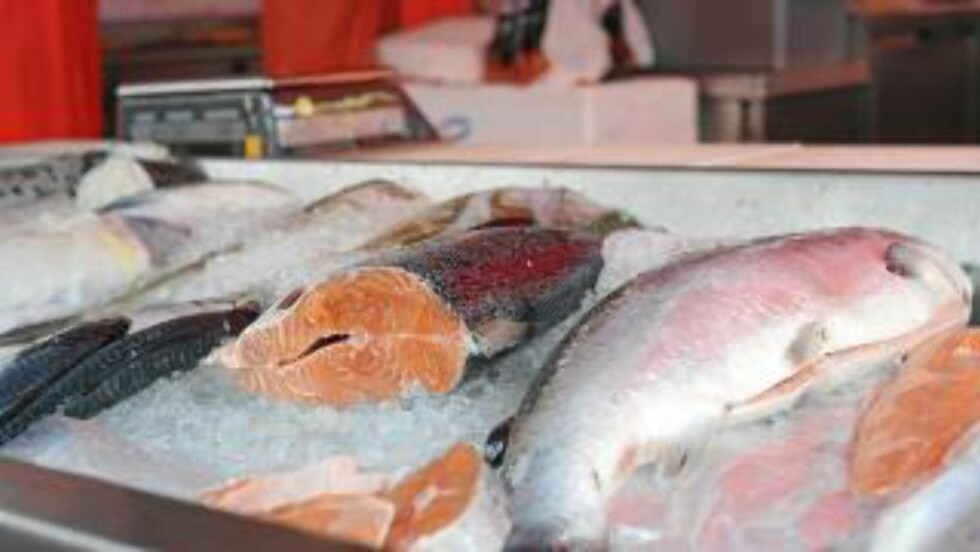SMÅSUNT: Fet fisk er sunt, men husk å spise moderate mengder, anbefaler Fedon Lindberg.