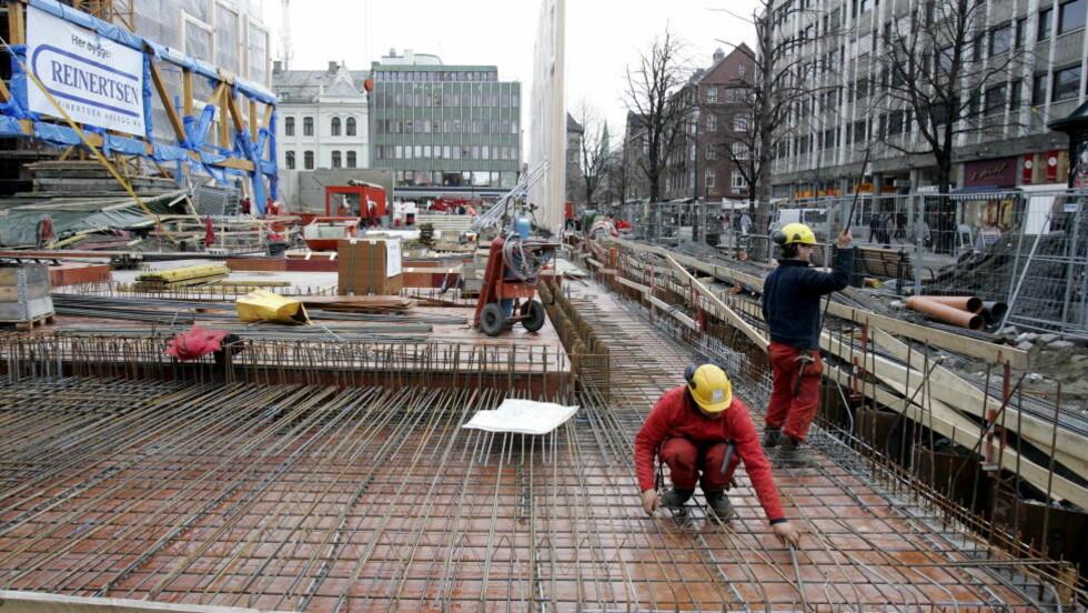 TRENGER FLERE: Norge trenger mange nye hender i løpet av tre år, mener SSB. Foto: Tom E. Østhuus, Dagbladet.