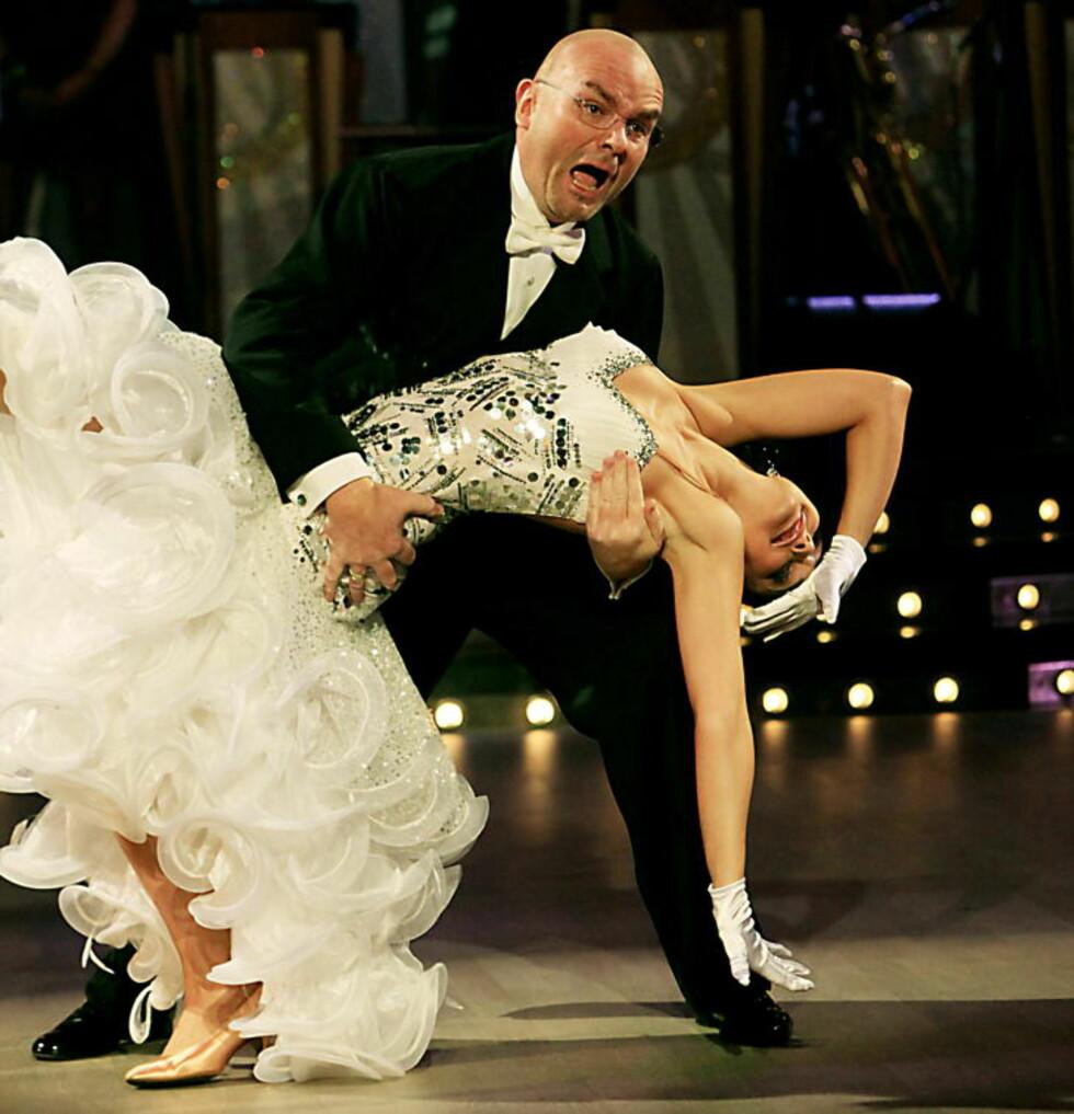 "DANSEPREST:  I fjor høst var Einar Gelius med i realityprogrammet ""Skal vi danse"" på TV2. Foto: Jacques Hvistendahl"
