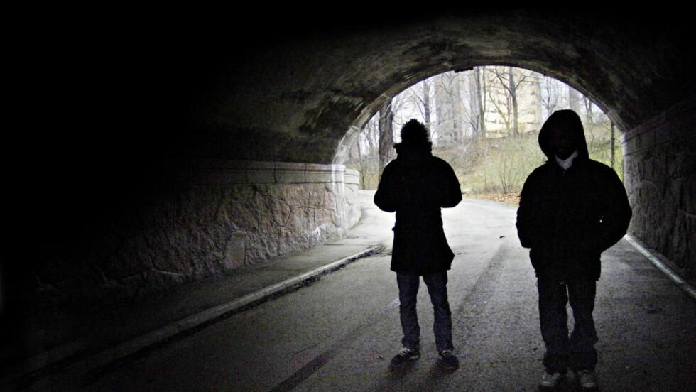 STOR ANDEL STRAFFEDØMTE: I flere innvandrergrupper er det en langt større andel personer som har begått lovbrudd enn i befolkningen forøvrig. Men fremdeles er det nordmenn med norske foreldre som begår over 85 prosent av kriminaliteten. Illustrasjonsfoto: Lars Myhren Holand