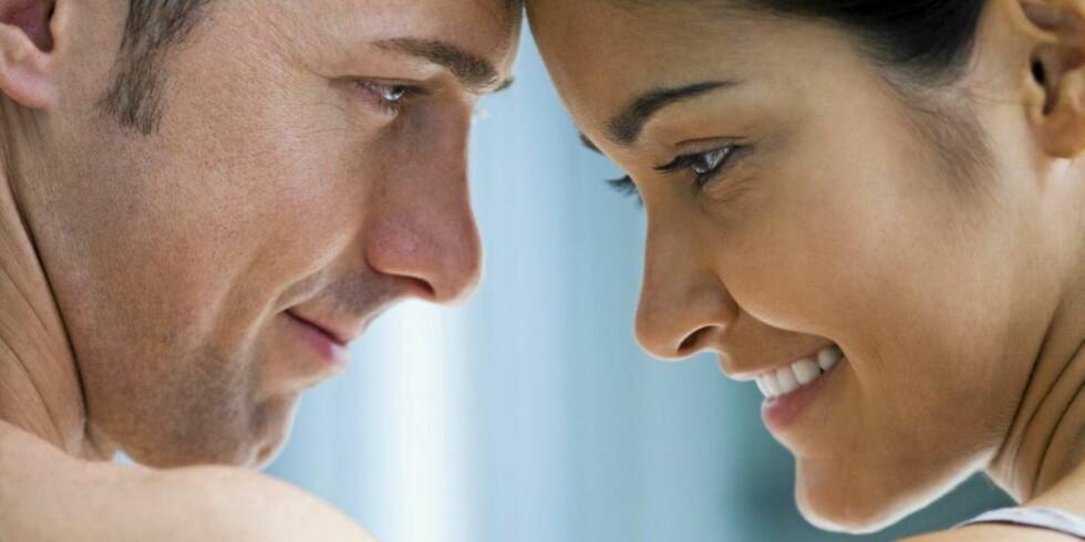 GLEM DET: Glem tanken om den perfekte partner, er samlivspsykologens første tips.   Foto: www.colourbox.com