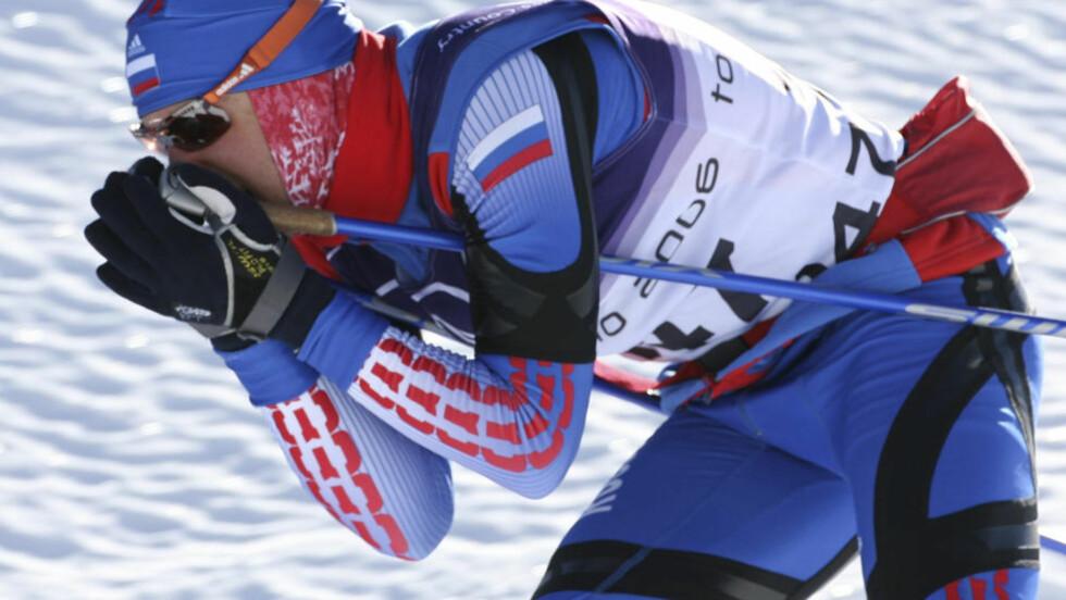 Lenge til neste gang: Nikolaj Pankratov har to pallplasseringer i verdenscupen siden 2003. (AP Photo/Jens Meyer)