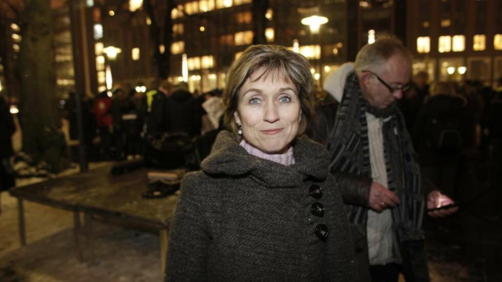 <strong>STØTTER MARIA:</strong>  NRK-programleder Hilde Hummelvell mener det er et tap for Norge om Maria Amelie må sendes ut av landet. Foto: Sveinung Uddu Ystad