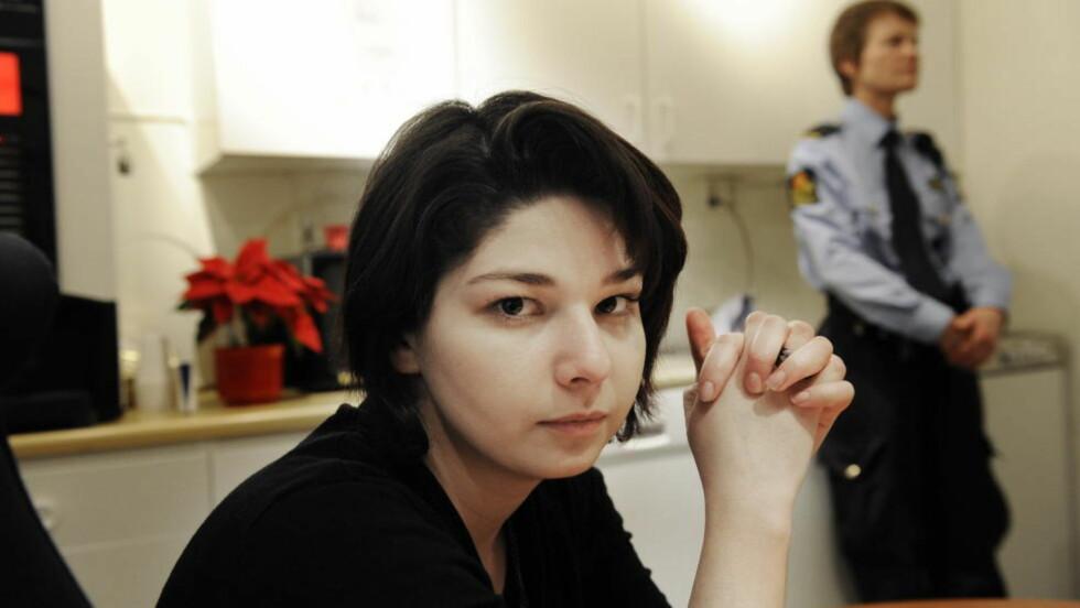 KAN FÅ BLI: Et jobbtilbud kan gjøre at Marie Amelie kan få bli i Norge. Fot John T. Pedersen/Dagbladet