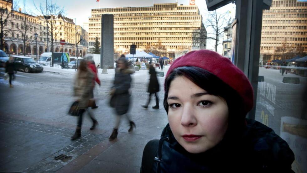 REDD:  Alt tyder nå på at Maria Amelie blir sendt fra Norge til Russland i løpet av de nærmeste dagene, mot hennes vilje. Foto: John T. Pedersen/Dagbladet