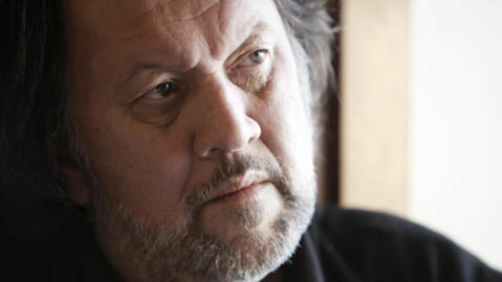 IKKE DENNE GANG: Bjørn Eidsvåg er ikke Spellemann-nominert.