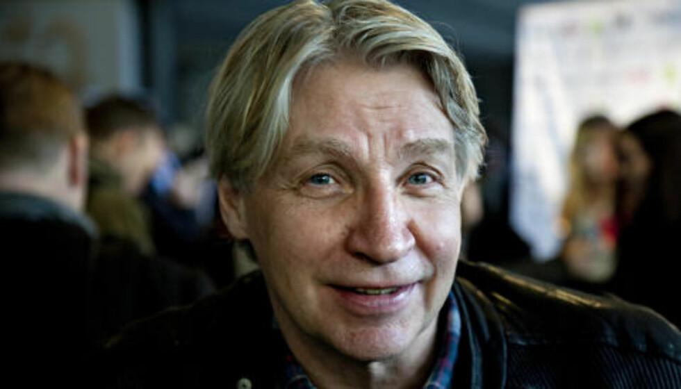 "SABELTANN:  Terje Formoe kan få ""Årets barneplate""-pris."