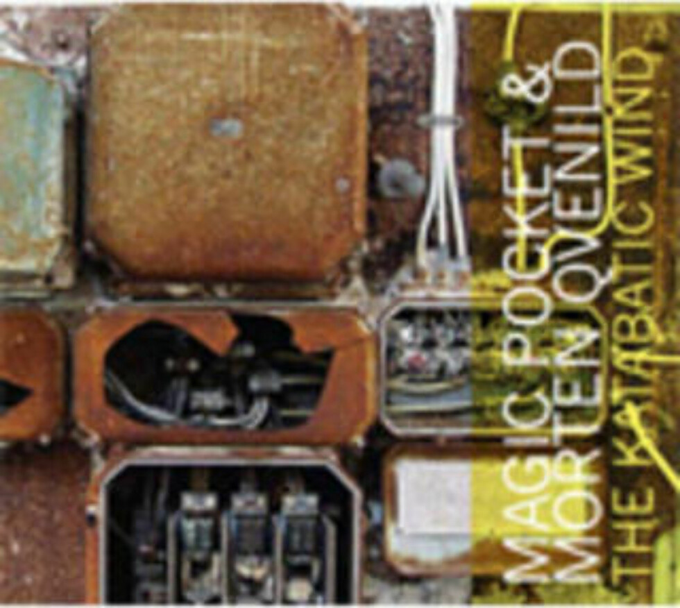 MAGIC POCKET & MORTEN QVENILD: Djervt debutalbum fra ung, forsterket kvartett.