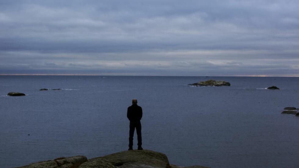 FORFULGT AV DÅRLIG SAMVITTIGHET: Nå forteller sjøkaptein Johnny Eilers for første gang om hva som skjedde i kulissene i rederiet da Berge Istra og Berge Vanga forliste.  Foto: Jørn H. Moen / Dagbladet