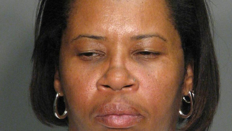INNRØMMER Å HA STJÅLET BABYEN: Ann Pettway innrømmer å ha stjålet Carlina da hun var 19 dager gammel på et sykehus i Harlem. Foto: AP Photo/Wake County Bureau of Identification