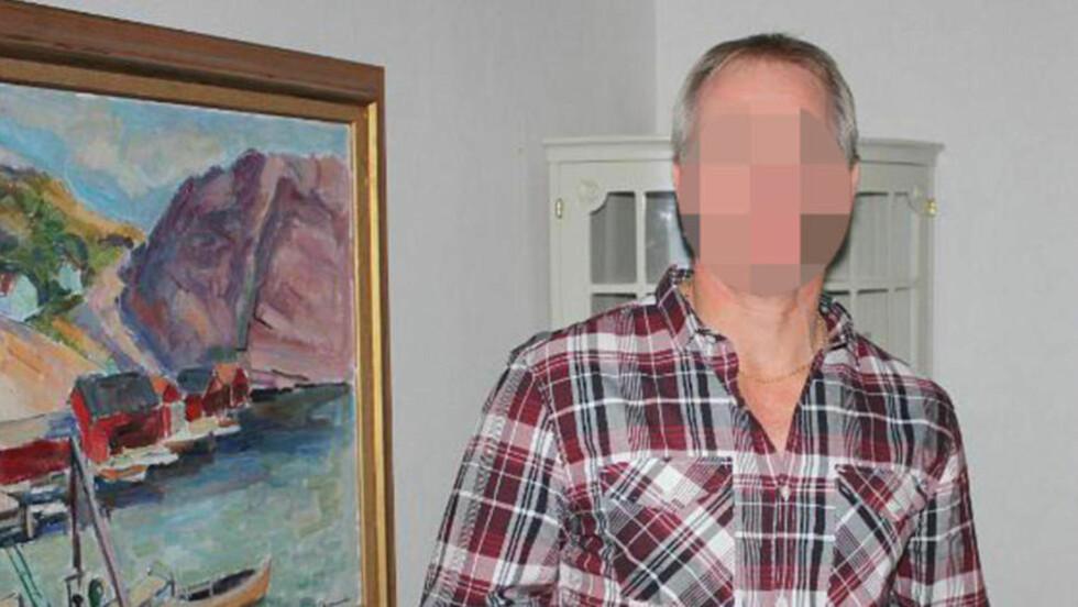 DRAPSMISTENKT: 51-åringen er mistenkt for drapet på sin elskerinne, Eva Magnusson (51). Han er leder ved universitetet ved Örebro og beskrives av venner som rolig og vennlig. Foto: Privat