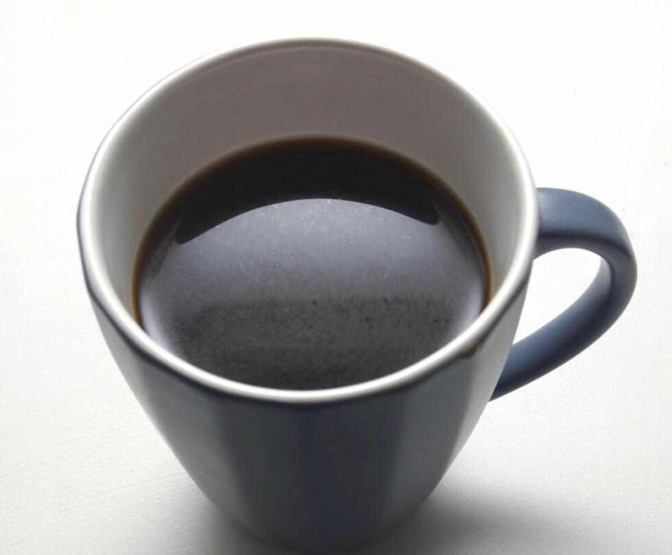 BLY I KAFFEN: I Sverige er det funnet bly i kaffeautomater som nå må byttest ut. Foto: SCANPIX