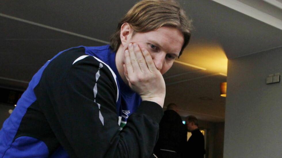 SENDT HJEM: Frank Løke er sendt hjem fra den norske VM-troppen etter brudd på interne regler i troppen. Ifølge TV 2 Sporten skal det handle om brudd på alkoholreglementet.Foto: Håkon Mosvold Larsen / Scanpix