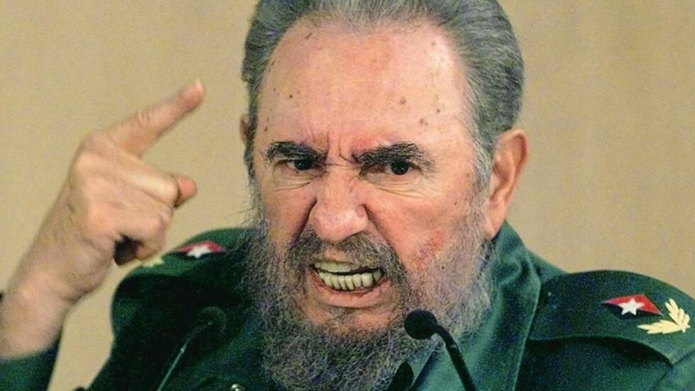FREDSPRISKANDIDAT: Den radikale venstresidens tabber er systematiske, ideologiske og preger dem fortsatt, skriver Torbjørn Røe Isaksen. Blant annet har Arbeiderpartiets stortingsrepresentant Inger Lise Husøy foreslått at Fidel Castro skulle få Nobels fredspris. Foto: Scanpix