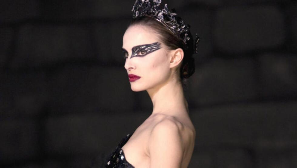 FORKNYTT: Natalie Portman vil antragelig vinne Oscar for «Black Swan». Men hun blir for monoton for Dagbladets anmelder.