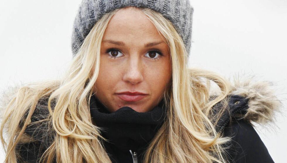 BLOGGER VIDERE:  Rachel Nordtømme, Petter Northugs kjæreste, blir ikke TV-reporter i Holmenkollen. Foto:  Erlend Aas / Scanpix