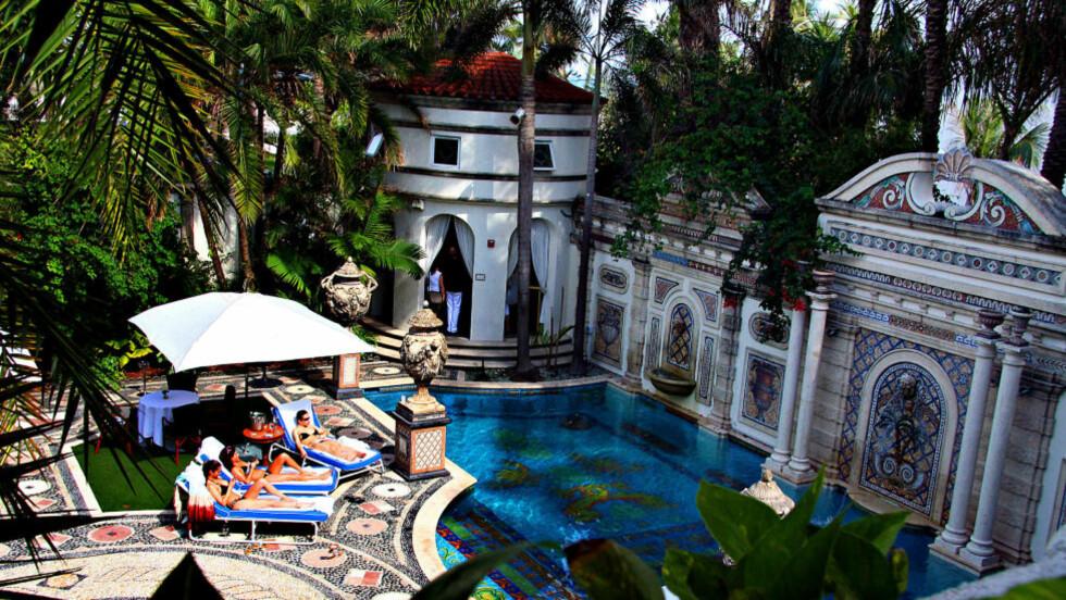 MIAMI-LUKSUS:  Versace Mansion i Miami er nå gjort om til det eksklusive hotellet The Villa by Barton G. Foto: Kirsten M. Buzzi/Dagbladet
