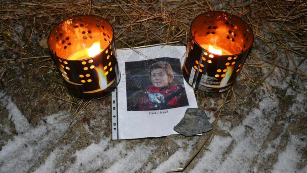 BLE 16 ÅR: Andreas Finnanger døde på 16-årsdagen, da han var på vei til skolebussen. Foto: Ole-Morten Johansen/Dagbladet