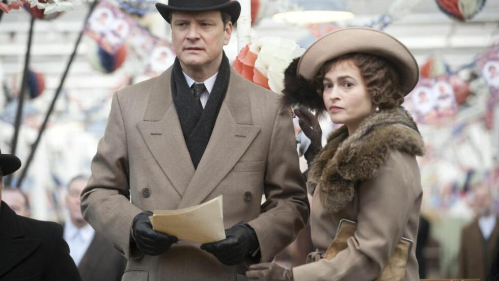 HOT STUFF: Colin Firth bedåret millioner av kvinner med «Stolthet og fordom», men har i de senere år fått vise hvilken strålende skuespiller han er. Rollen som den stammende kongen i «Kongens tale» lar ham virkelig vise hva han kan.