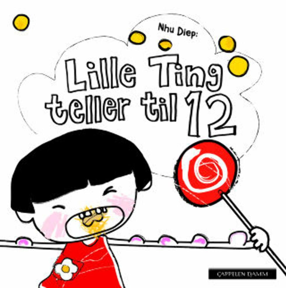 Fandenivolsk humor om grådig liten Ting