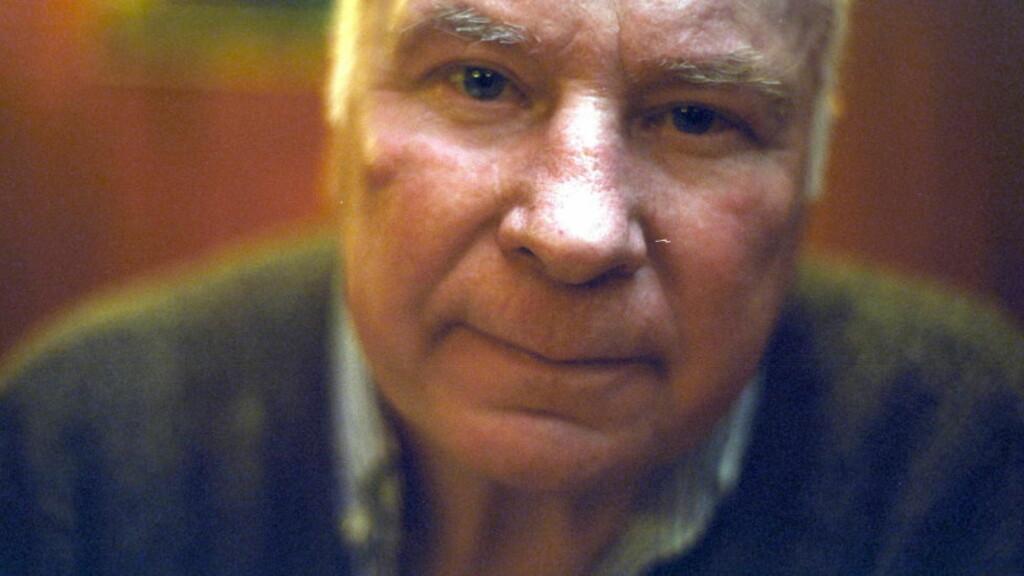 SONET I VEL SEKSTEN ÅR: Fredrik Fasting Torgersen fikk livstidsdom og sikring for et drap han sier han ikke har begått. Han har siden dommen i 1958 jobbet for å få saken sin gjenopptatt. Torgersen ble arrestert i 1957 og løslatt 29. januar 1974. Foto: Espen Røst