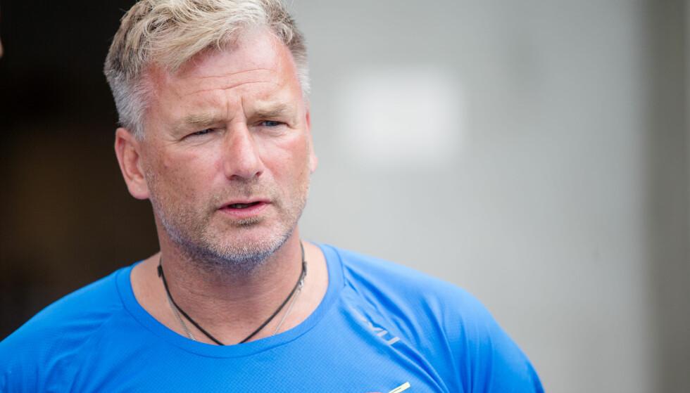 BLIR: Landslagssjef i roing Johan Flodin fortsetter i jobben til Tokyo 2020. Foto: Audun Braastad / NTB scanpix
