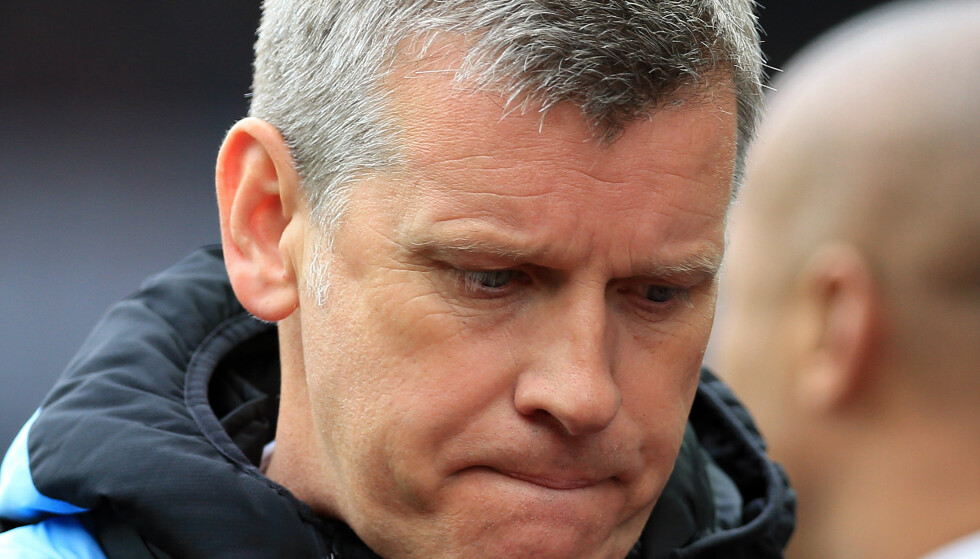 ANKLAGER: Mot Southamptons assistentmanager Eric Black. Foto: NTB Scanpix