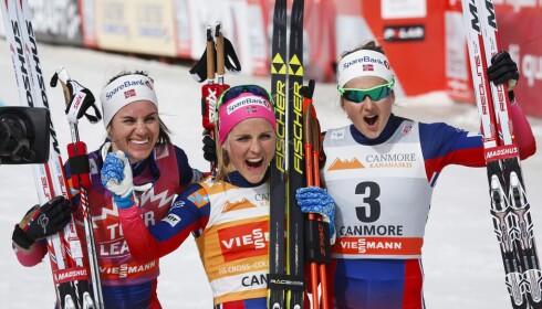 KRITIKK: Maurice Manificat kritiserer Therese Johaug og de norske løperne som bruker astmamedisin uten astma. Foto: NTB Scanpix
