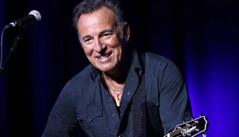 BOSSEN: Bruce Springsteen. Foto: Scanpix/AP
