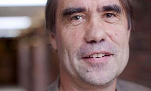 Axel West Pedersen. Foto: samfunnsforskning.no