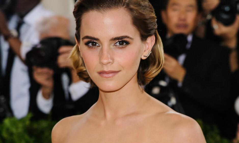 FORTELLER OM HETSEN: Emma Watson gikk verden rundt da hun holdt lanserte kampanjen «HeforShe» i 2014. Nå snakker hun om tida etter den modige appellen hun holdt da. Foto: Christopher Smith/AdMedia, NTB scanpix