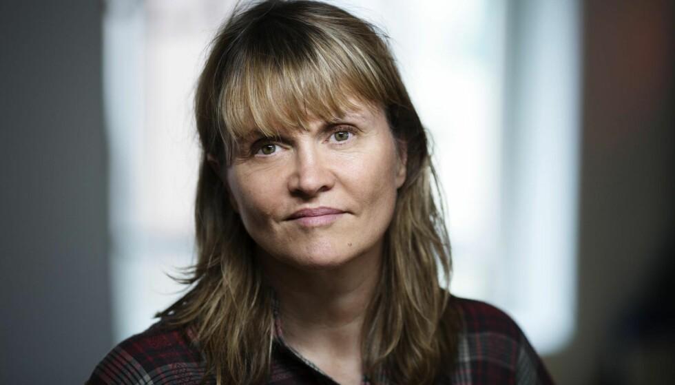MISANTROP: Nina Lykke skriver seg inn i en mannlig tradisjon, med sin roman om misantropiske Ingrid. Foto: Oktober