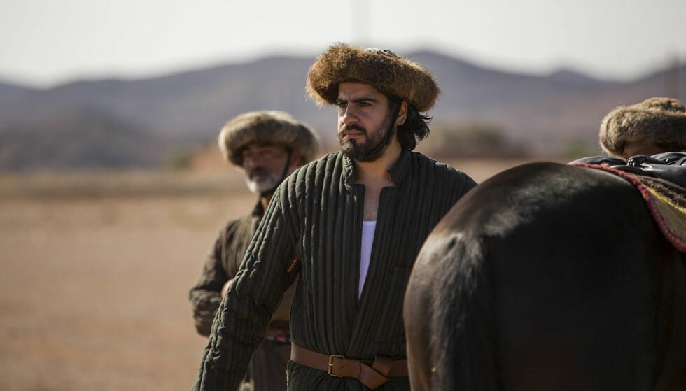 KJIP FYR: Sharif Zamani (Atheer Adel). Foto: NRK