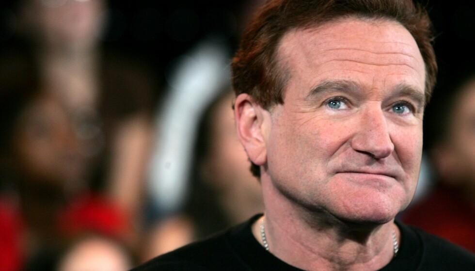 DEMENS: Susan Schneider Williams, kona til skuespiller Robin Williams, forteller at den sviktende hukommelsen og angsten var forferdelig for ektemannen. FOTO: AFP / NTB Scanpix