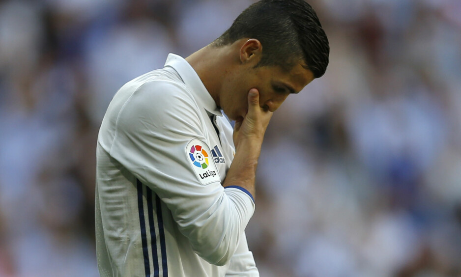 MISS: Real Madrid og Cristiano Ronald, Foto: AP Photo/Francisco Seco