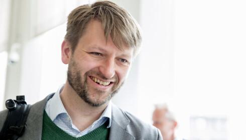 - UFORSTÅELIG: Lederen av miljø- og samferdselskomiteen reagerer på manglende informasjon fra byråden. Foto: Håkon Mosvold Larsen / NTB scanpix