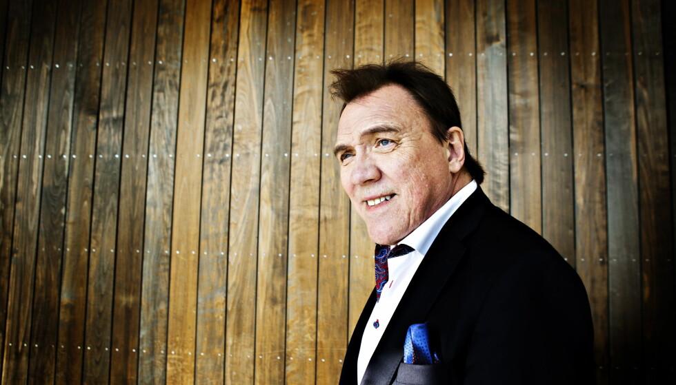 SOLOARTIST: Hans gamle bandkamerater i Vikingarna gjenforenes - uten tidligere frontfigur Christer Sjögren med på laget. Foto: Nina Hansen / Dagbladet