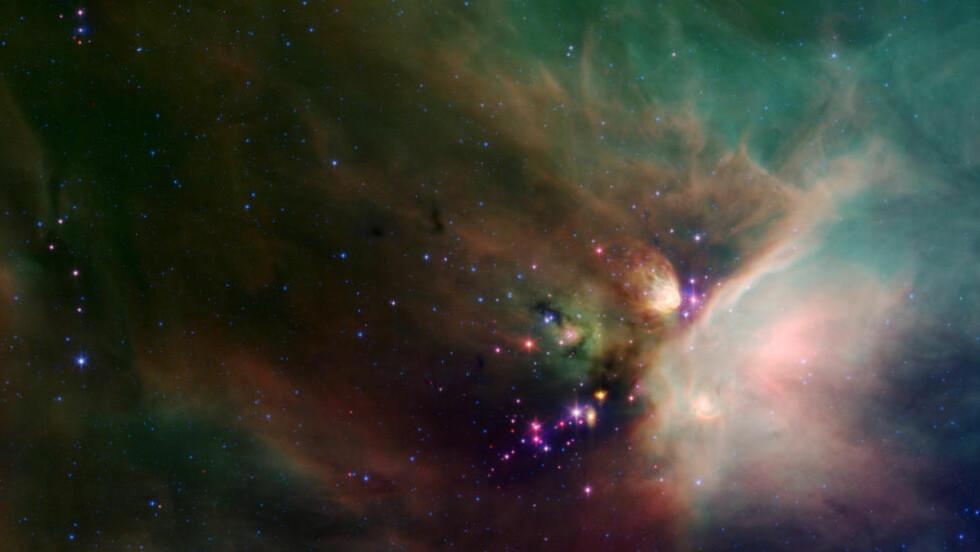 ASTROLOGI: Noen amerikanske astronomer mener at stjernetegnenes datoer må justeres. Foto: NASA/Reuters